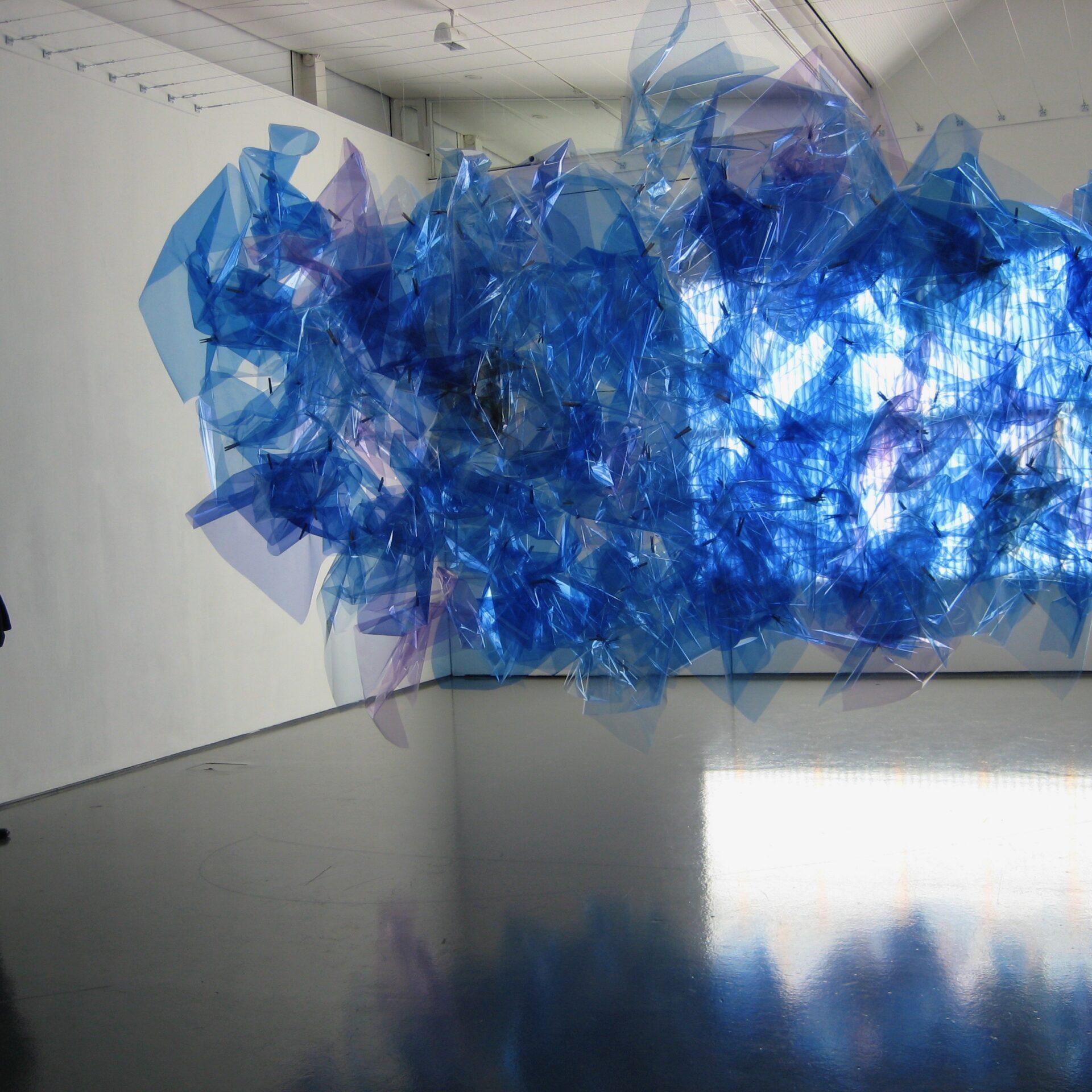 art in CCA gallery